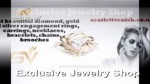 Scarlett Venish - Exclusive Jewelry Shop - Most beautiful diamond, gold and silver engagement rings and more...