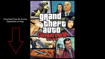 GTA Chinatown Wars Android Full Version Download