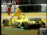 GP Australia, Melbourne 2000 Ritiro di Trulli
