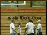 funny girls in basket ball basket-cheerleader