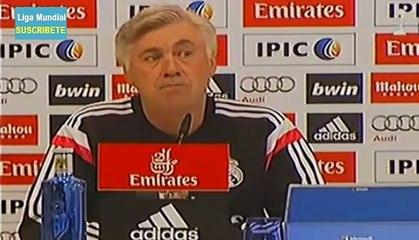 Carlo Ancelotti Conferencia de Prensa Previa Valencia vs Real Madrid