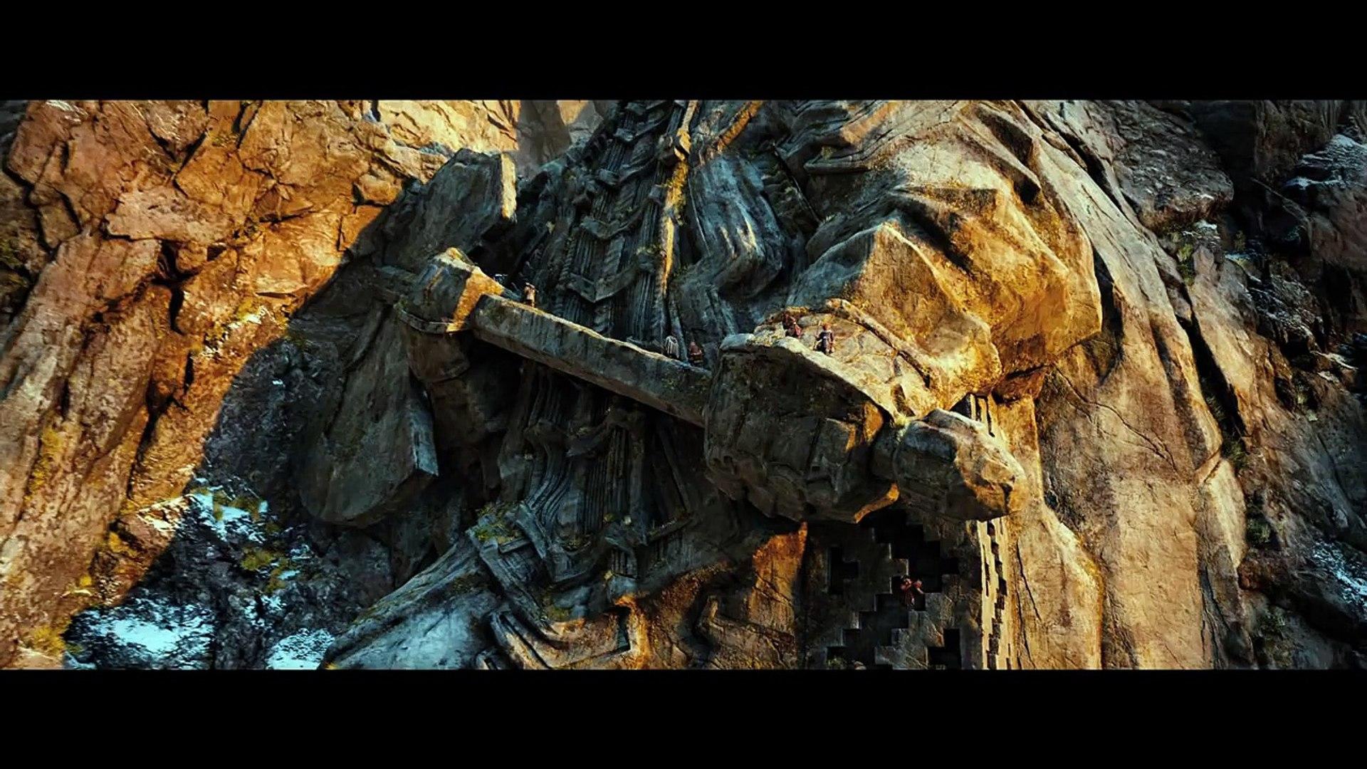 Hobbit 2 Official Fragman izle full