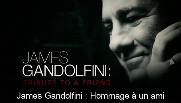 james gandolfini : hommage à un ami