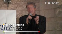 John Perkins Finds Answer to Global Warming in Amazon