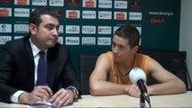 Royal Halı Gaziantep-Eskişehir Basket Maçının Ardından