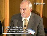 J. Michael Davis: Making Alternative Energy Practical