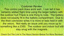 Bastens 1300 mAh LiPo battery and charger upgrade for the Parrot AR Drone 2.0 & 1.0 - a high capacity alternative replacement battery with a fast charger - 15 to 20 minute flight time and roughly 40 min charge time Review