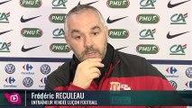 Luçon - Châteauroux : les coachs livrent leurs impressions après le match
