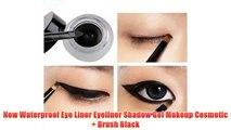 Find a New Waterproof Eye Liner Eyeliner Shadow Gel Makeup Cosmetic New