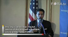 Fareed Zakaria Foresees Cold War if McCain is Elected