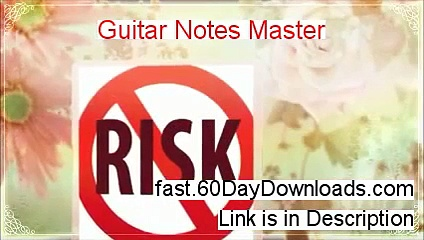 Guitar Notes Master Review (Newst 2014 membership Review)