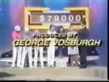 May 1985 nighttime Sale of the Century long end credits