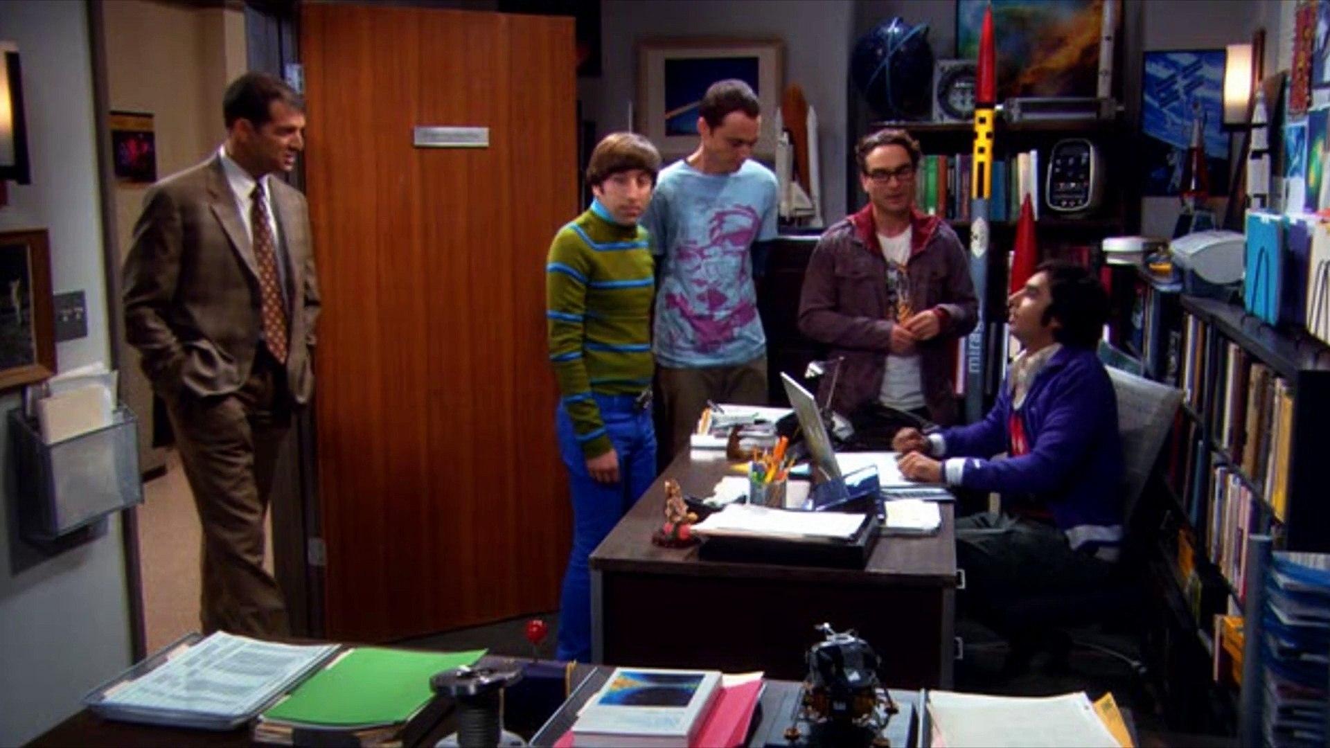 Doctor Sexy ( Supernatural And The Big Bang Theory )