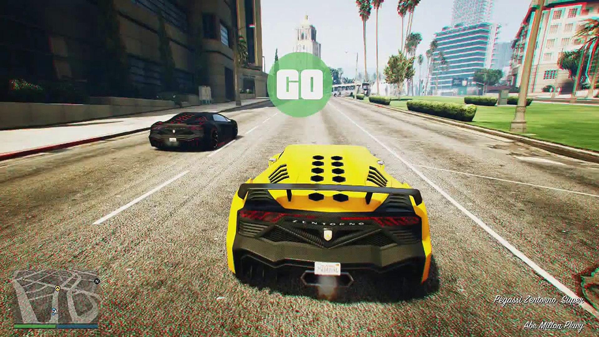 list of best cars in gta 5 online
