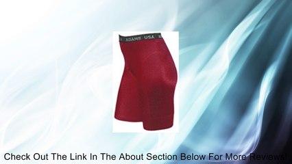 Adams Women's Lightweight Support Sliding Shorts Review