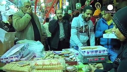 Ägypter feiern Geburtstag von Islam-Begründer Mohammed