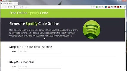 How to get Spotify Premium For Free (February 2014)[1]