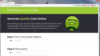How to get Spotify Premium For Free (February 2014)[3]