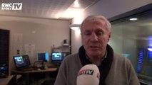 RMC Sport Inside / Luis Fernandez débriefe Luis Attaque - 06/01