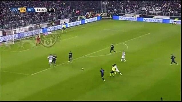 Magic Paul Pogba Juventus vs Inter