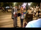 Animations de rue - magie, stand-up, mime
