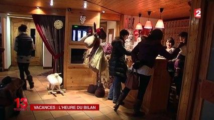 Premier bilan en demi-teinte pour les stations de ski