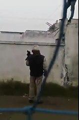 Man Steals Gun From Police Officer