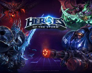 Heroes of the Storm - LCG Stream