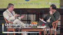 Christopher Hitchens on the Israeli Flotilla Raid