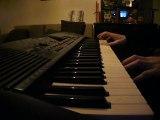 gabriel's oboe,nella fantasia musique d'ennio morricone par moi au clavier version2