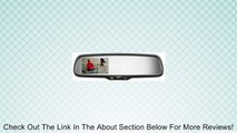 """Gentex GENK335S-GCPK Auto-Dimming Rear Camera Display Mirror system with 3.3"""" Monitor and Compass for GM non-OnStar models, Ford, Chrysler, Toyota Review"""