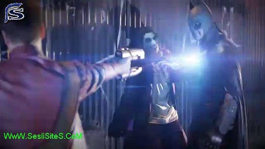 Batman, Kedi Kız, Joker, Galaxy Koruyucuları ile Dans Show