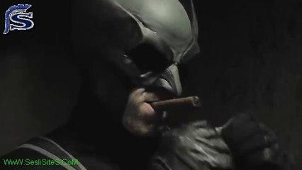 Wolverine ve Batman Karşılaşıyor