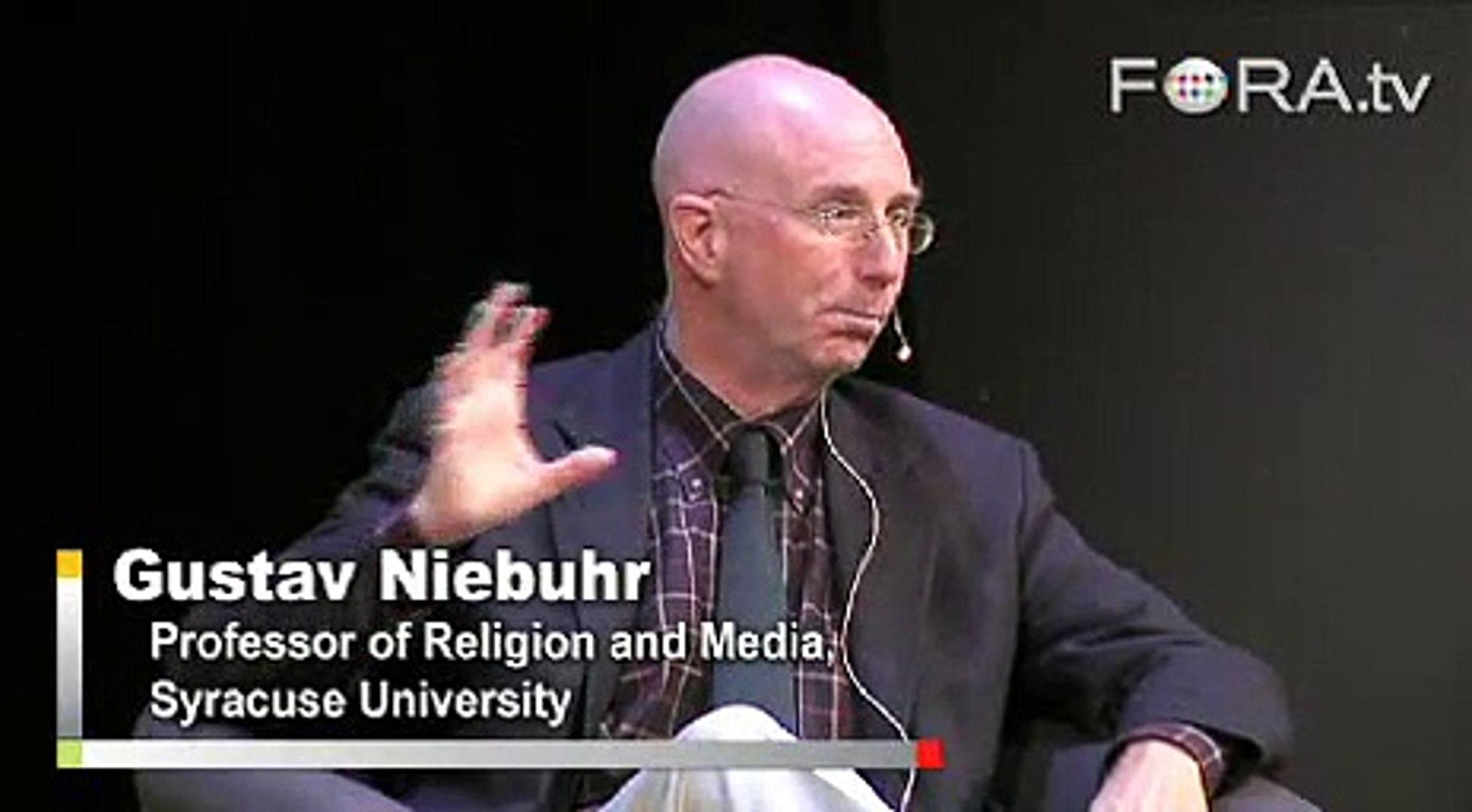 Gustav Niebuhr: Battling Harmful Religious Stereotypes