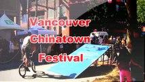 Street Food Chinatown Street Festival 2014 Dumplings, dumplings and bicycle tricks