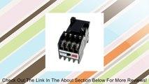 AC 220V Coil 6A/110V 5A/220V Auxiliary Relay 4 Pole 4N/O 4N/C Review