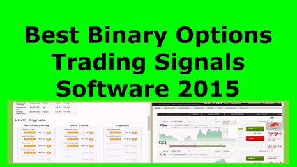 Binary options trading signals video sports spread betting for a living