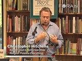 Christopher Hitchens Likens Religion to North Korea