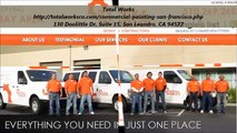 Total Works : Commercial Painting San Francisco