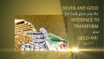 Get Quick Cash on Gold and Silver! - Silver & Gold For Cash