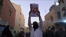 مواجهات جديدة بين الشرطة البحرينية ومتظاهرين قرب المنامة