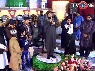 Mehfil-e-Milad-e-Mustafa-SAWW (Owais Qadri)Part 7