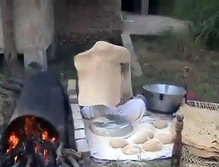 Worlds Biggest Rumali Roti