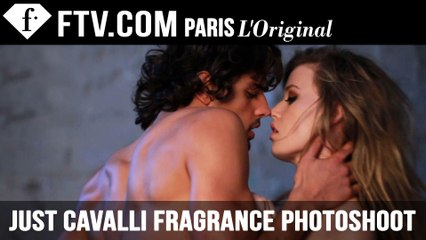 The Making of Just Cavalli Fragrance Photoshoot ft. Georgia May Jagger | FashionTV
