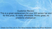 IR Infrared Ray Inductor Sensor Bar With Wire for Wii Controller Review