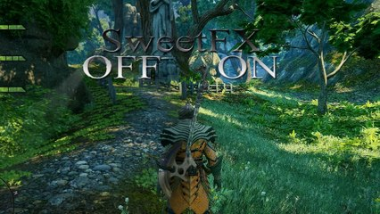 SweetFX in - Dragon Age Inquisition - /all map areas/ gameplay PC Level 22  [Win 8.1] Graphics mod