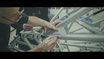Peugeot 2008 DKR : les atouts du châssis tubulaire (épisode 8)