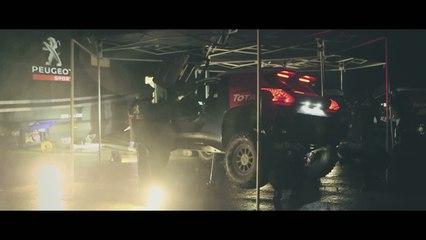 Peugeot 2008 DKR : un dernier essai pour se rassurer (épisode 9)