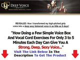 Deep Voice Mastery Review  MUST WATCH BEFORE BUY Bonus + Discount