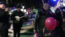 LA MUSIQUE QU'AIME MICHOU64 W-D.D. - 4 JANVIER 2015 - LE 64DIXIE JAZZ BAND CONCERT DU 5 DÉCEMBRE 2014 PLACE ROYALE